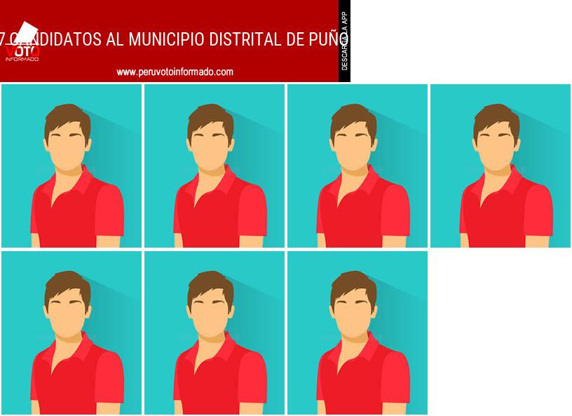 Municipio distrital de PUÑOS