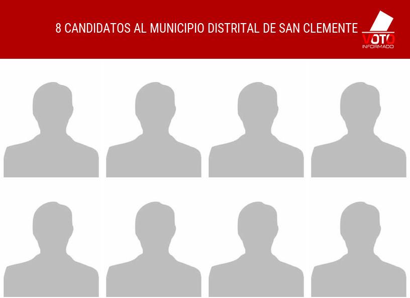 Municipio distrital de SAN CLEMENTE