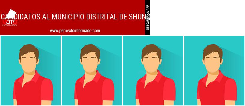 Municipio distrital de SHUNQUI