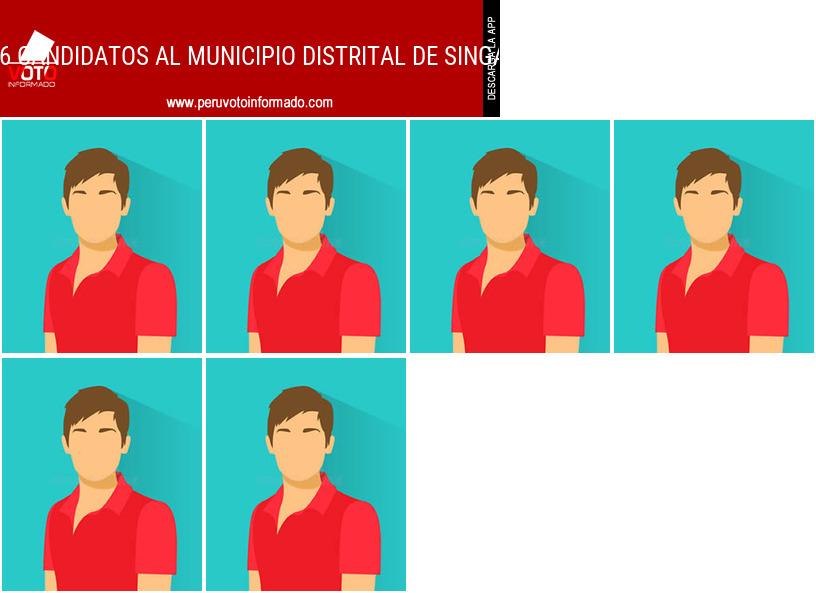 Municipio distrital de SINGA