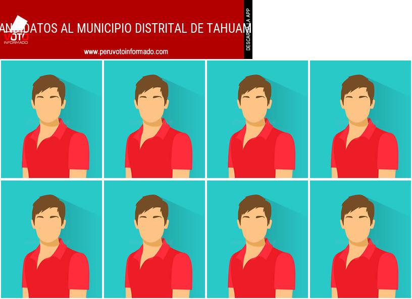 Municipio distrital de TAHUAMANU