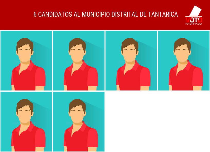 Municipio distrital de TANTARICA