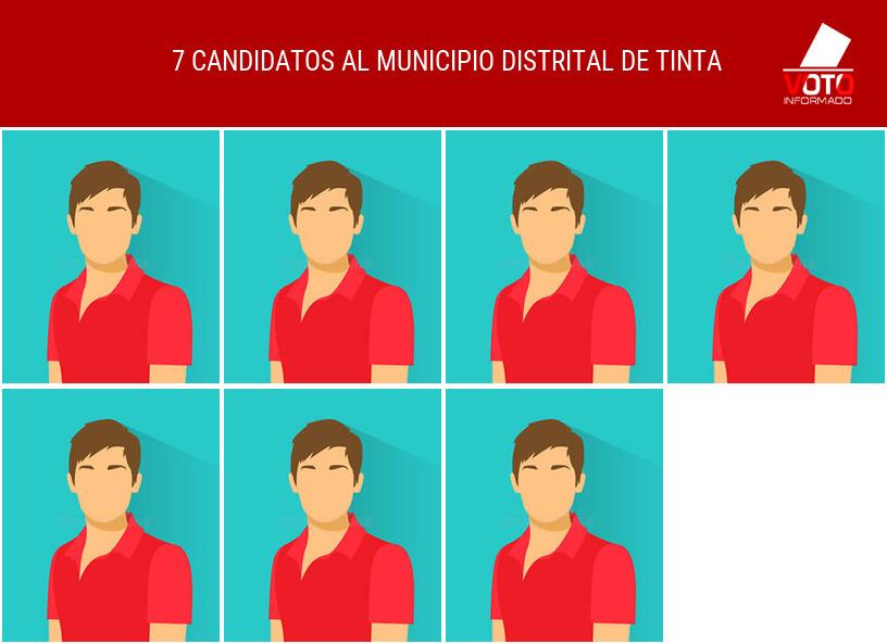 Municipio distrital de TINTA