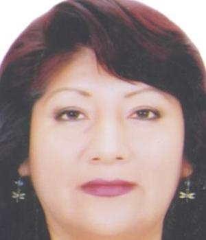 Candidato ROSA GLORIA VASQUEZ CUADRADO