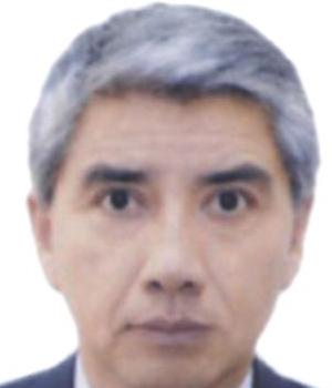 Candidato SEGUNDO VICENTE SANCHEZ VASQUEZ