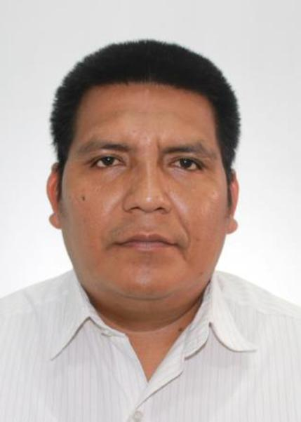 Candidato MULLER ALVEAR HUANCAS HUAMÁN
