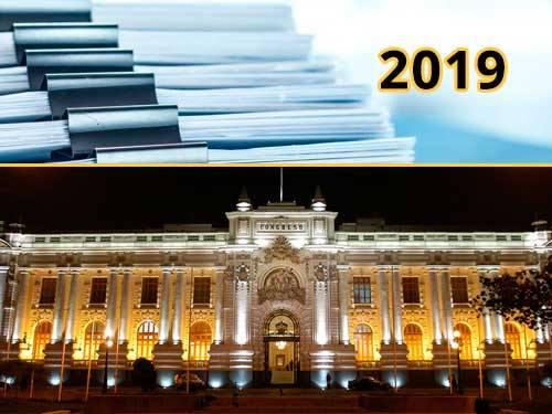 """2019: """"Año de la lucha contra la corrupción e impunidad"""""""