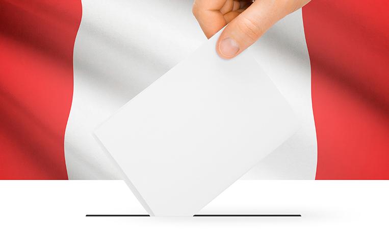 Lista de partidos políticos habilitados para las elecciones 2020
