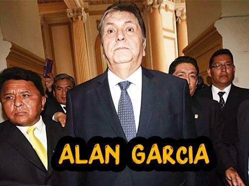 Alan García con sus manotazos de ahogado