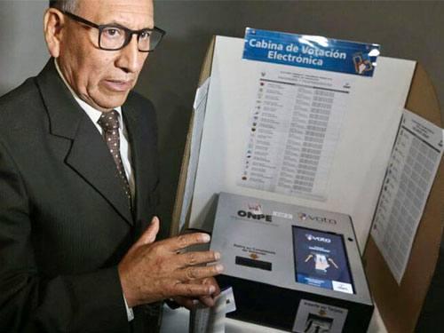 Datos sobre los votos electrónicos