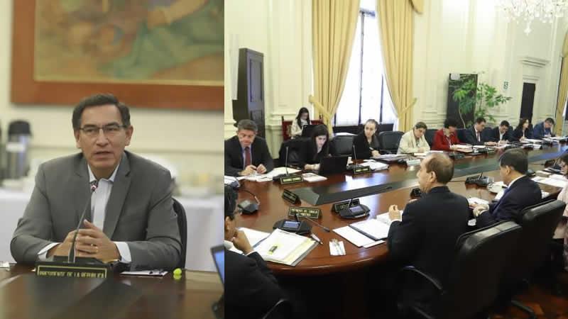 Se aprobó decreto de urgencia para las elecciones 2020