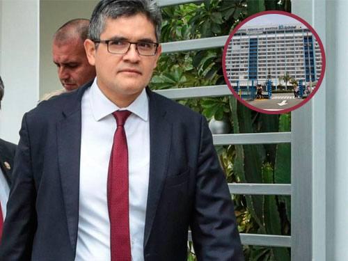 Fiscal José Domingo Pérez fue operado de apendicitis