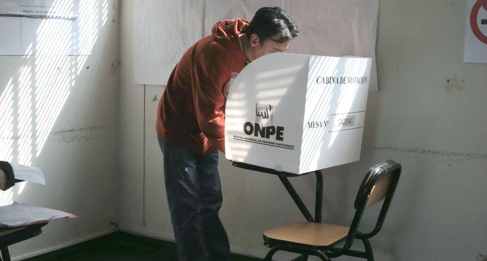 Horario diferenciado para votar en las Elecciones Generales 2021
