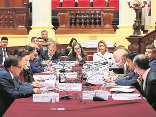 Inmunidad parlamentaria opinión presidencial