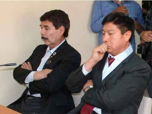 Juez rechaza pedido de excluir a Zegarra de Caso Malditos de Chumbivilcas