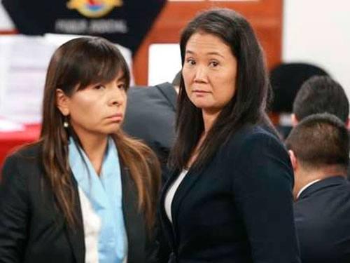 Keiko Fujimori busca obstruir investigaciones.
