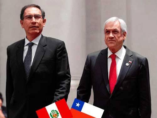 Martin Vizcarra podrá visitar Chile