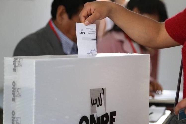 ¿Cuáles son los pasos para votar? ¿Qué requisitos son necesarios?